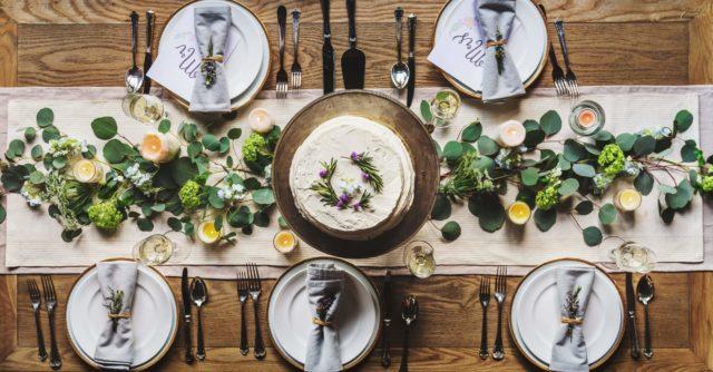 披露宴テーブルコーディネート