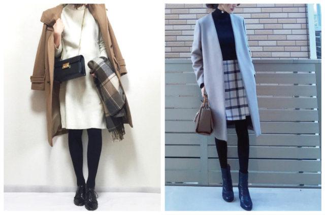 女性の服装